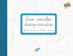 El libro del mes: Las vocales desaparecidas
