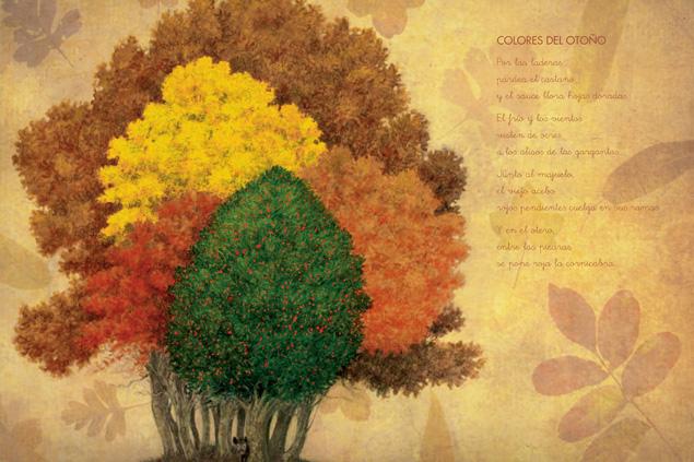 El libro del mes: Versos del Bosque