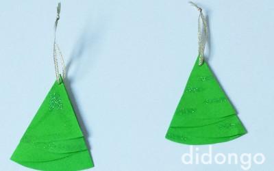 Adornos de navidad : abetes