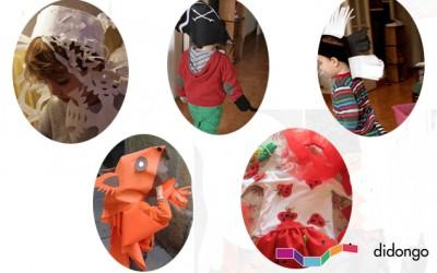 5 disfraces DIY para Carnaval