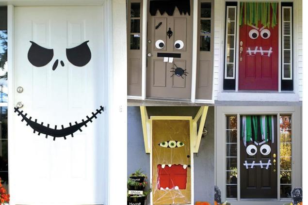 Las puertas de Halloween