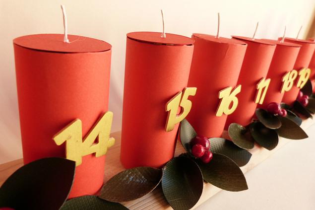 candele spente