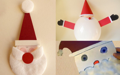 Imaginando a Papá Noel