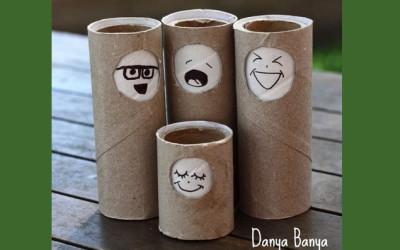 Muñecos de las emociones